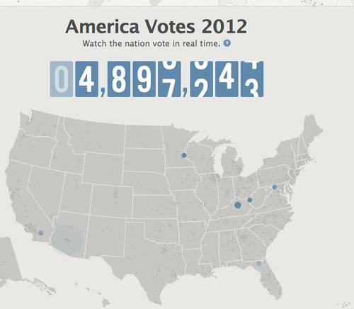 Voteing Map